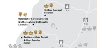 Region Karlsruhe und Umgebung