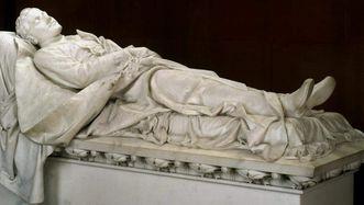 Chapelle funéraire des grands-ducs de Karlsruhe, tombeau du prince LudwigWilhelm