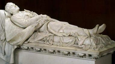 Cenotaphs of Prince Ludwig Wilhelm; photo: Landesmedienzentrum Baden-Württemberg, unknown author