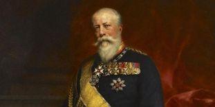 Portrait of Grand Duke Friedrich I von Baden, Ferdinand Keller, oil on canvas, 1900