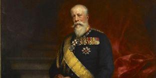 Porträt des Großherzogs Friedrich I. von Baden, Ferdinand Keller, Öl auf Leinwand, 1900