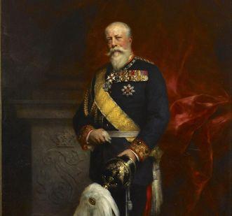 Porträt Großherzog Friedrich I. von Baden, Ferdinand Keller, Öl auf Leinwand, 1900; Foto: Staatliche Schlösser und Gärten Baden-Württemberg, Arnim Weischer
