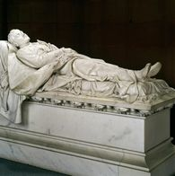 The Sepulchral Chapel of the Grand Duchy, tomb of Prince Ludwig Wilhelm,  photo: Staatliche Schlösser und Gärten Baden-Württemberg, unknown