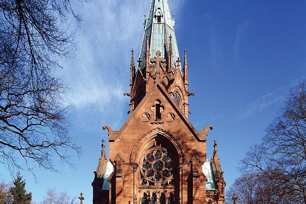Chapelle funéraire des grands-ducs de Karlsruhe